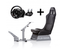 Playseat® Evolution Zwart + Thrustmaster T300RS (EU ONLY)