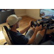 Jeffrey Herlings races with the Playseat® FI Ultimate Edition - Red Bull Racing