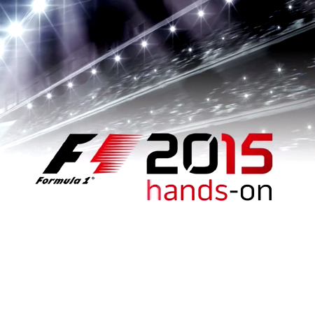 Our F1 2015 hands-on video!