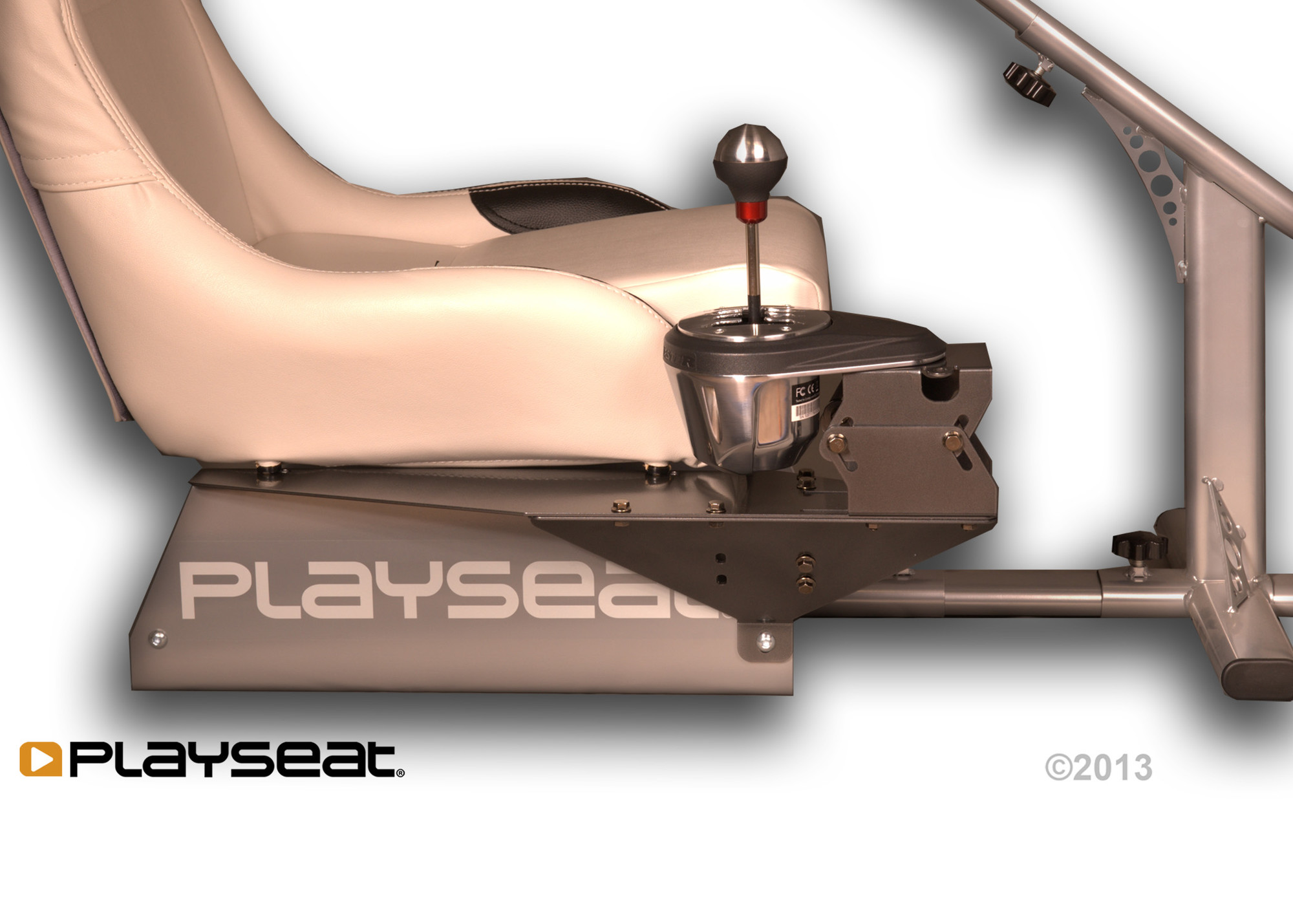 Playseat® GearShiftHolder PRO met Thrustmaster TH8 RS