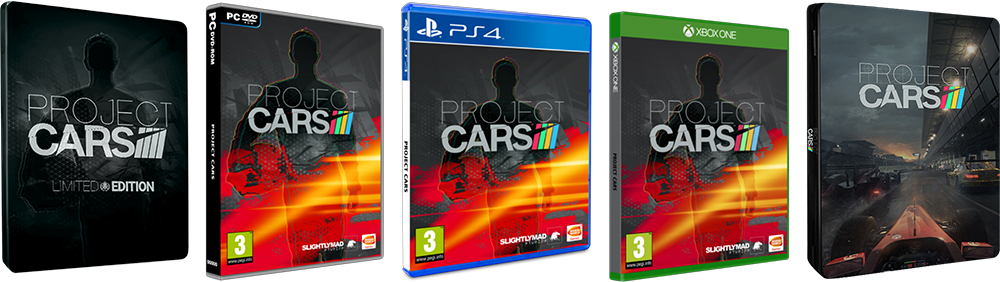 Project CARS